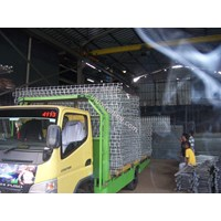 Hot Dip Galvanized Fence Brc