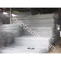 Hot Dip Galvanized Fence Brc And Electrical Palting