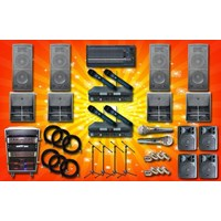 Sell Sound System Package Lux 4 Watts Output Auderpro Brand Yamaha Big Clear Sound Quality Guaranteed 1 Year Warranty
