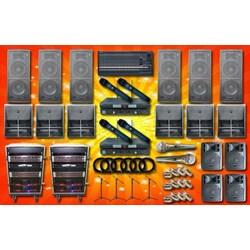 Paket Sound System Audio Lux 1 Yamaha Auderpro Untuk Band Indoor Outdoor Lapangan Besar Berkualitas Bagus Garansi