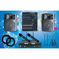 Distributor Paket Sound System Rapat Sedang 3 Yamaha Auderpro Kualitas Terjamin Garansi