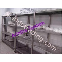 Sell Rack Stainless Steel
