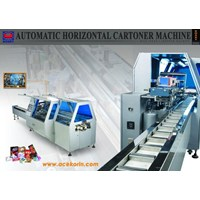 Jual Mesin Cartoning Automatic Packaging