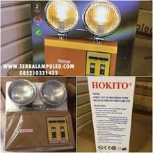 Emergency Lamp Hokito DK 7032 Halogen 2x 6W