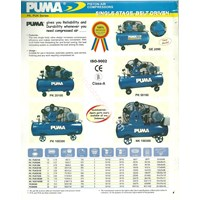 Jual Piston Kompresor Udara Puma