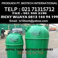 Septic Tank Biotech Warna Hijau