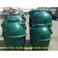 Septic Tank Biotech untuk rumah tinggal