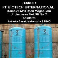 Sell Selling A Chemical Tank