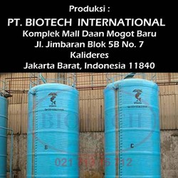 ing A Chemical Tank