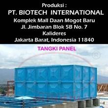 Tangki Panel Fibreglass