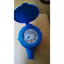 PLASTIC WATER METER BRAND AMICO
