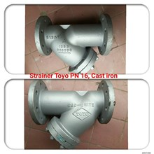 TYPICAL ANALYSIS For STRAINER TOYO PN16