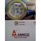 Water Meter Merk Bestini  AMICO