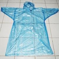 Jual Jas Hujan Plastik - Disposable Rain Coat - Jas Hujan Murah - Jas Hujan Sekali Pakai