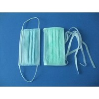 Sell Masker Disposable - Face Mask - Masker Mulut - Ear Loop Atau Tie On - Masker Mulut - Maskert Medis -  Masker Kesehatan