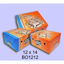 Food-Food Cartons Box-Print Boxes Dining Food-Box-Box Catering-Dus Eat Rice Paper-Box
