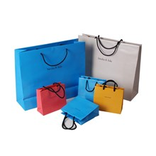 Paper Bag - Kantong Kertas - Shopping Bag - Paper Bag Cetak - Kantong Kertas Cetak - Bag -