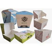 Box Makanan - Food Box - Tempat Box Makanan - Kotak Makan - Dus Makanan - Karton Makanan - Nampan Kertas Makanan - Karton Makanan - Tempat Makan - Food Tray