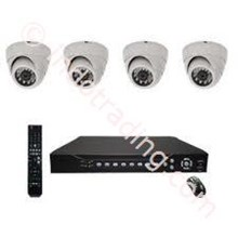 Paket Cctv Dvr Avicom 4 Channel