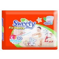 Diapers Sweety Pants Murah