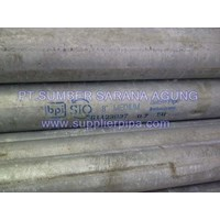 Sell Galvanized iron pipe Boss & SIO Ex Bakrie