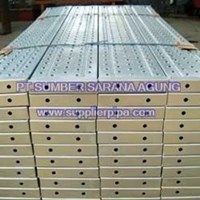 Sell HOT DIP GALVANIZED METAL PLANK As 1157