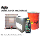 Sell Agip Diesel Multigrade oils