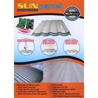 UPVC roof Sun Panel
