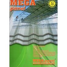 MEGAPANEL upvc roofing