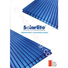 Solarlite Multi-Wall Polycarbonate Roofing Sheet
