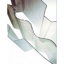 Atap Spandek Transparan Trimdek Bondek Kliplok