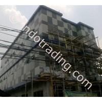 Jual Kontraktor Aluminium Composite Panel