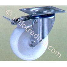 Swivel Wheel Brake Type A-K04 Brand Vero