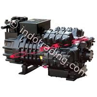 Kompressor Semi Hermetic Tipe 6Shh 3500 TFD