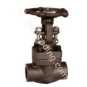 Forged Steel Globe Valve S Class 800 900 1500 By Cv. Global Prima Perkasa