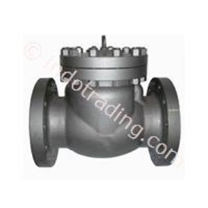 Swing Check Valve Ansi Class 600 By Cv. Global Prima Perkasa