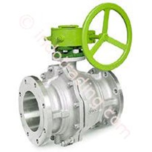 Cast Steel Floating Ball Valve Class 150 Full Bore By Cv. Global Prima Perkasa