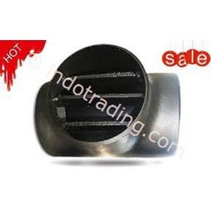 Tee Barred Carbon Steel