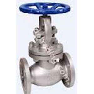 Globe Valve Ansi By Global Prima Perkasa