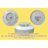 Jual APPRON Photoelectric Smoke Detector MC206