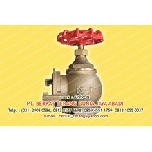 APPRON HYDRANT VALVE 2 and a half INCH VDH 10 k