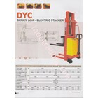 Sell Electric Stacker Dyc Series Semi