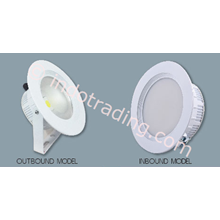 Lampu Led Downlight Series-L Dl 9W  Lampu DOWNLIGHT SERIES (OUTBOUND)  Lampu DOWNLIGHT SERIES (INBOUND)