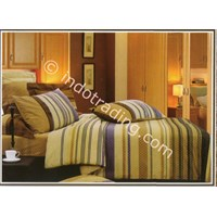 Bed Cover & Bed Sheet Golden Ixora Brand Embassy