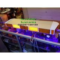 Jual Lightbar Rotator TBD 5000 Kuning-Kuning