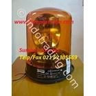 Rotary Lamp Britax 12V-24V Yellow