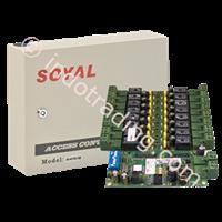 Jual Relay Output Module 16-Floors Lift Controller Tipe Ar-401Ro16bnc Merk Soyal