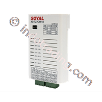 Serial Untuk Ethernet Device Server Tipe Ar-727Cm-V3 Merk Soyal