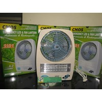 Jual Lampu Emergency Dengan Kipas Angin Cmos Hk-669