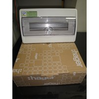 MCB BOX HAGER